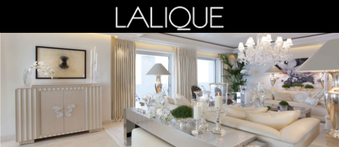 Lalique - Ambientes Exclusivos