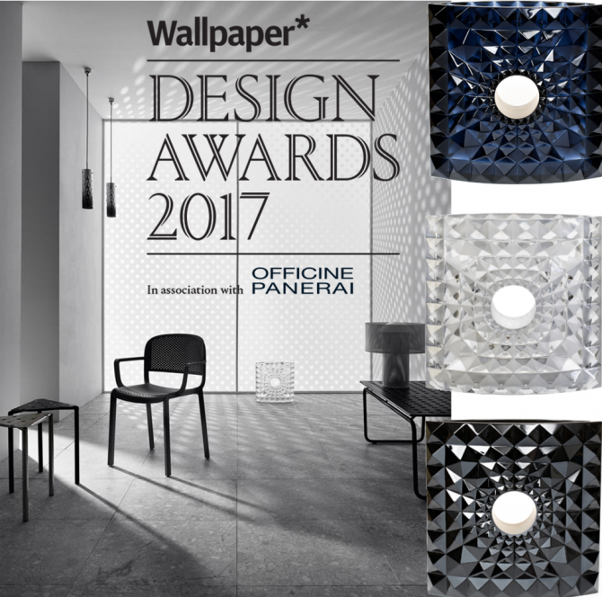 Revista Wallpaper distingue Lalique nos Design Awards - Ambientes Exclusivos