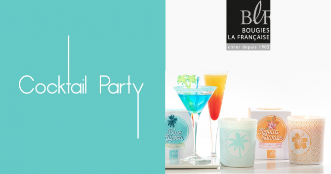 Cocktail Party, by BLF - Ambientes Exclusivos